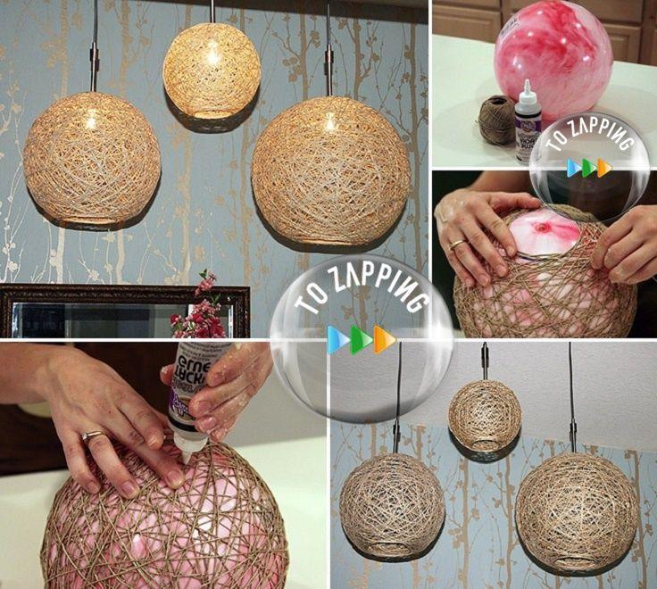 1300 best manualidades images on pinterest craft ideas for Manualidades para decorar el hogar