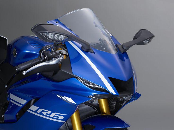 The 2017 Yamaha YZF R6