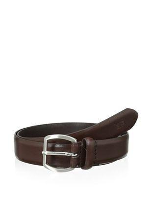 58% OFF Ben Sherman Men's Suit Belt (Chocolate)