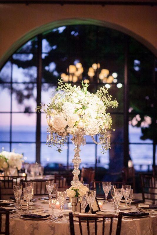 La Marina wedding reception.  Four Seasons Biltmore Santa Barbara Wedding | Miki & Sonja Photography | www.mikiandsonja.com