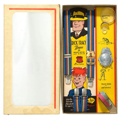 1000+ Images About Dick Tracy Toys On Pinterest