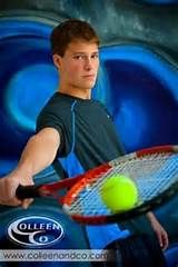 senior pictures boys tennis - Yahoo Image Search Results