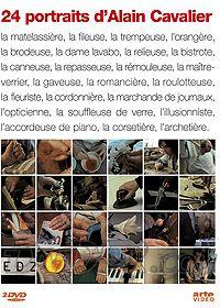 24 portraits d'Alain Cavalier