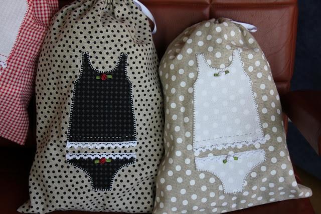 Bolsa ropa interior