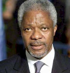 """KOFI ANNAN   I simply love this guy's wisdom & intake on religion:   From a speech given by Kofi Annan :   """"...No religion or ethical system should ever be condemned because of  the moral lapses of some of its adherents. If I, as a Christian, for  instance, would not wish my faith to be judged by the actions of the  Crusaders or the Inquisition, I should be very careful to judge anyone  else's faith by the actions that a few terrorists may commit in its  name."""""""