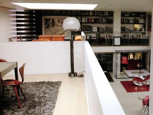 Loft contemporain de 450 m2 -PARIS 16 - Barnes http://www.barnes ...