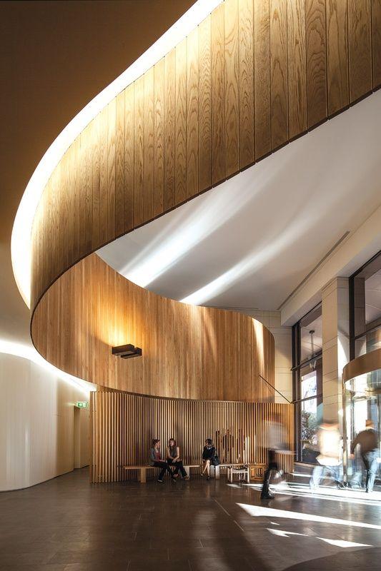 Woods Bagot studio, Sydney   ArchitectureAU Photo by Trevor Mein