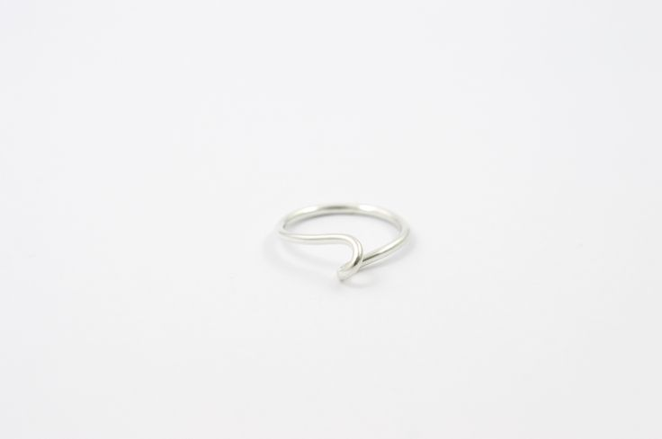Draad ring, Lussie zilver 925, 50 euro