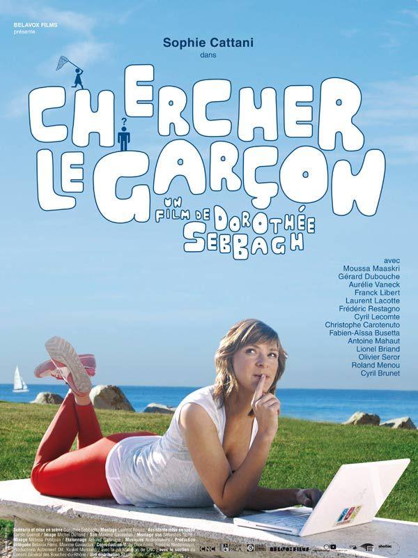 Chercher le garçon de Dorothée SEBBAGH (2011) (DVD Filature)