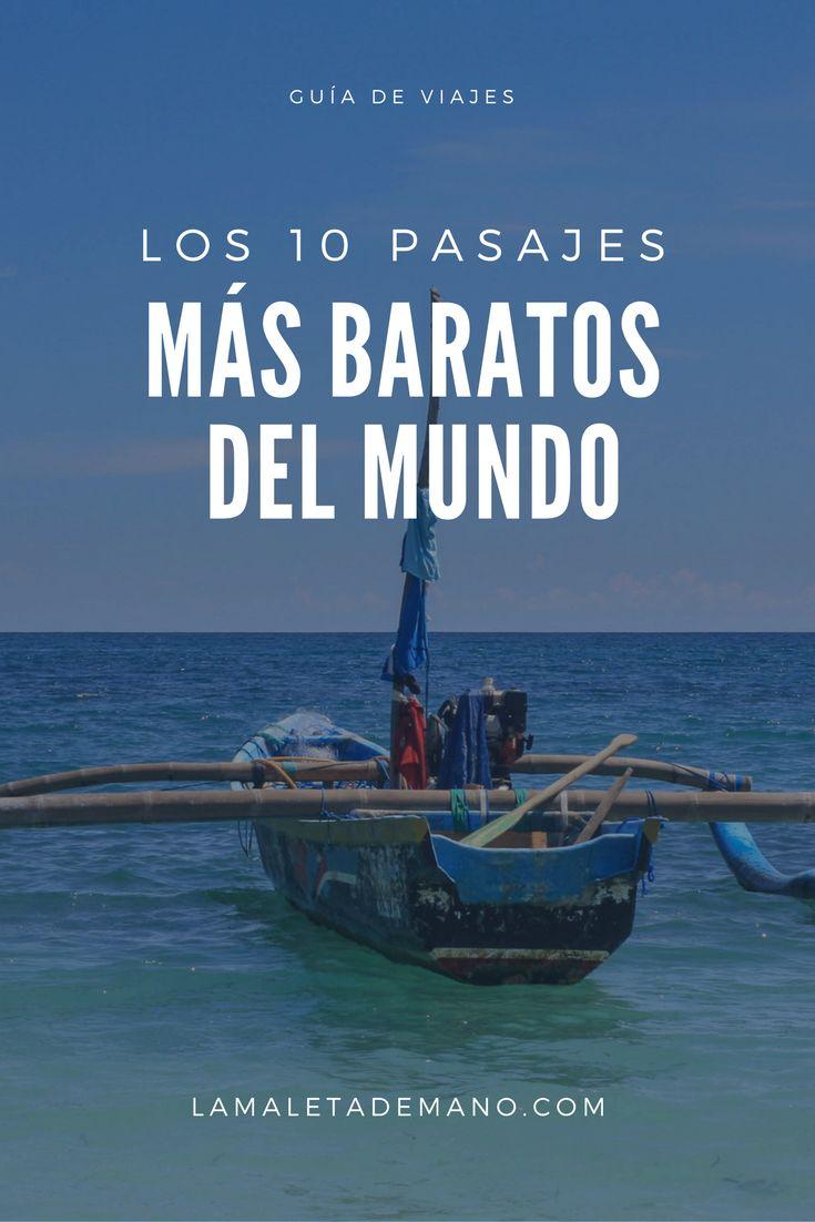 #pasajesbaratos #viajesporelmundo #guíadeviajes