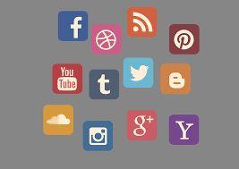 Image result for sosiale medier som medier og nettverk