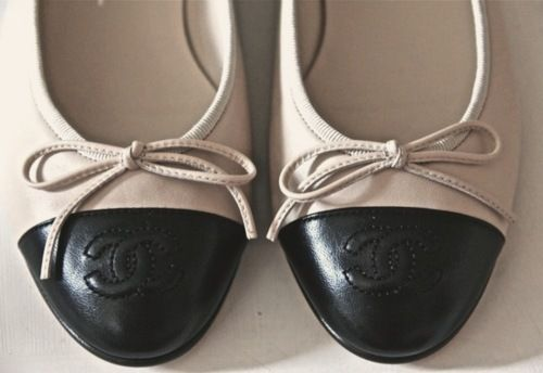 Essential  for any wardrobe:  Chanel flats -FS/NY also makes a similar pair.