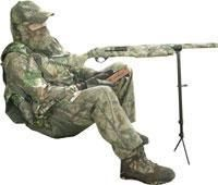 Hunters Specialties V Pod Shooting Stick 00614