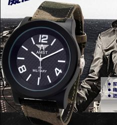 Ai From France's Military Watches Quartz Watch Waterproof Watch Men And Women Watch Elite Leisure Restore Ancient Ways