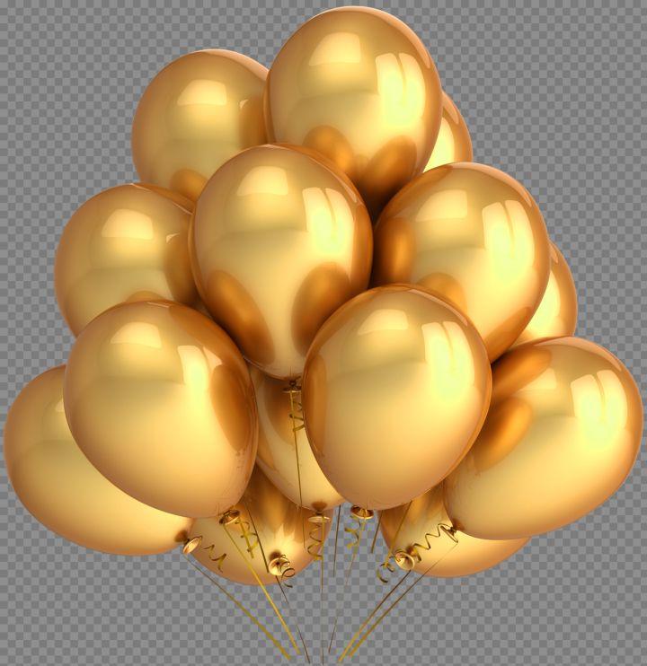 Balloon Png Download Image Birthday Balloons Metallic Balloons Balloons
