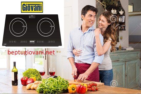 Bếp từ Giovani G 282T có tiết kiệm điện không?