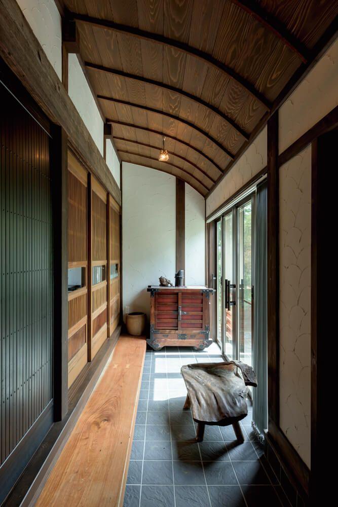 ササキ設計 リフォーム 古民家 日本家屋 間取り 住宅建築デザイン