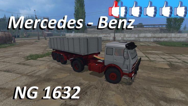 Review Mercedes Benz NG 1632 #FS15