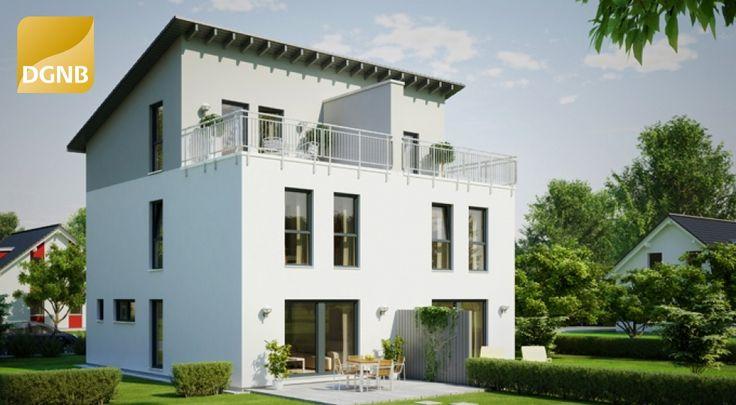 55 besten Häuser Bilder auf Pinterest | Fassaden, Moderne häuser und ...