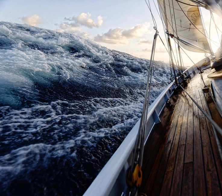 """kurtarrigo: """" It may look a little extreme but it really is plain sailing…"""