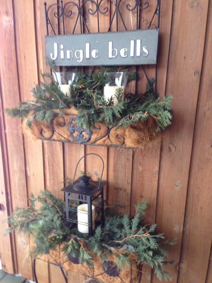 Jingle All The Way. Front entrance 2012.