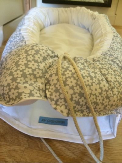 Babynest pattern free mönster gratis