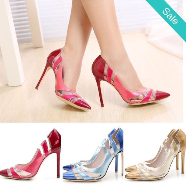 Pumps - Alicia - On Sale for $60.99 (was $99.99) @shoesofexception #trendy #sexy #women #pumps