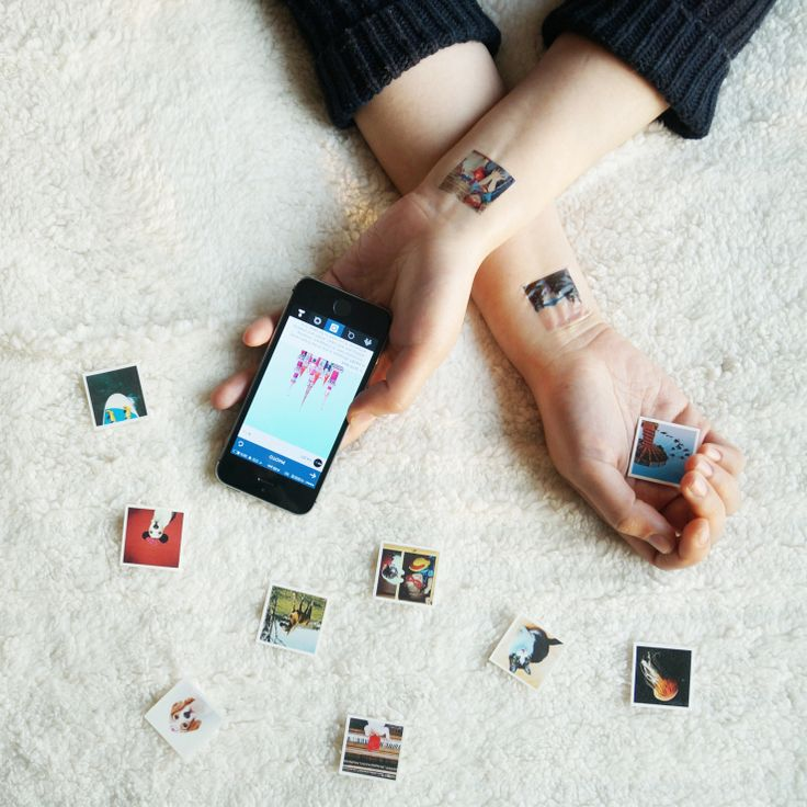 Picattoo Turns Instagram Photos Into Temporary Tattoos | TechCrunch