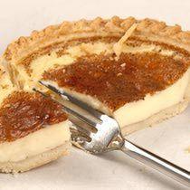 OMG, I love custard tarts!  Egg Custard Tart - Custard Tart Recipe