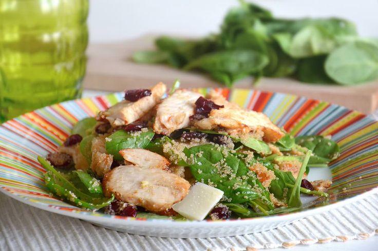 Insalata di pollo e amaranto, scopri la ricetta: http://www.misya.info/ricetta/insalata-di-pollo-e-amaranto.htm