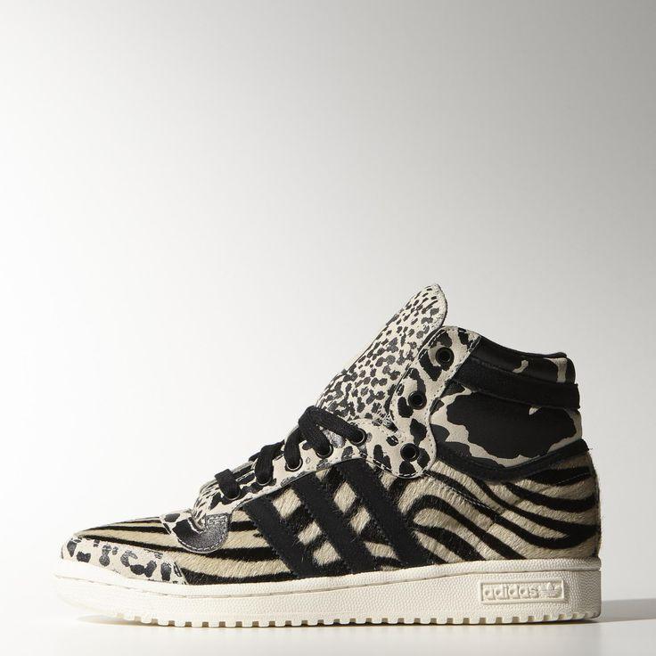 Top Ten Hi Shoes adidas | adidas France 130 euros