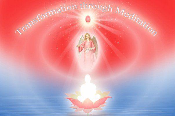 Transformation through Meditation