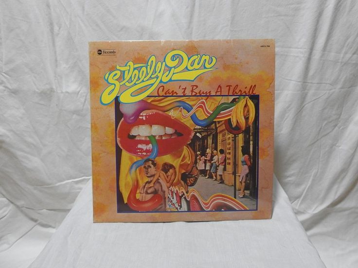 Steely Dan ‎– Can't Buy A Thrill