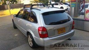 Mazda Familia Station wagon 1500cc Full extra automatic on www.bazaraki.com ( ID 1144509)