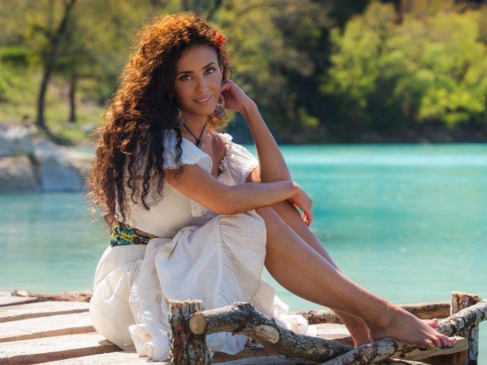 Mina Escondida caracterizado por sus hermosos paisajes