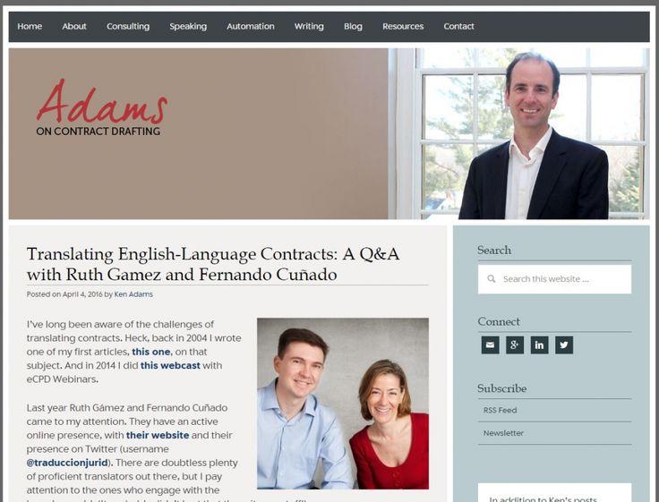Los problemas de traducir contratos redactados en inglés y cómo evitarlos