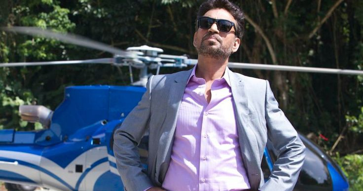 'Jurassic World' Star Reveals Story and Character Details -- Irrfan Khan plays the park owner in 'Jurassic World', which the actor describes as a 'scary adventure.' -- http://www.movieweb.com/jurassic-world-story-characters-irrfan-khan
