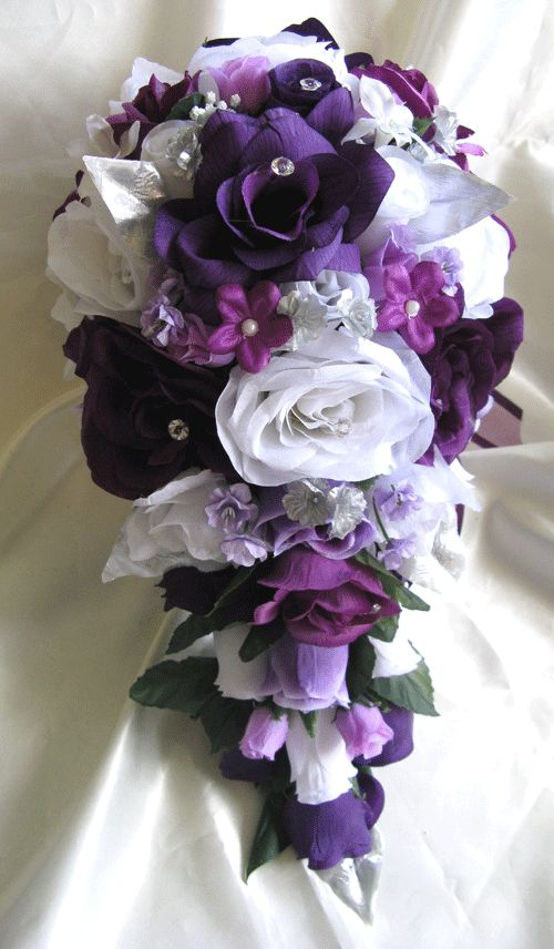 7 best Country wedding images on Pinterest   Bridal bouquets, Silk ...