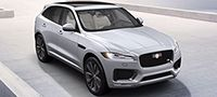 2018 Jaguar F-PACE® - The First Jaguar SUV | Jaguar USA