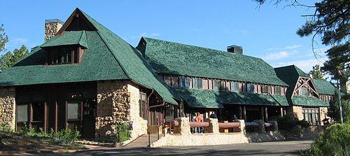 Bryce Canyon Lodge - Wikipedia, the free encyclopedia
