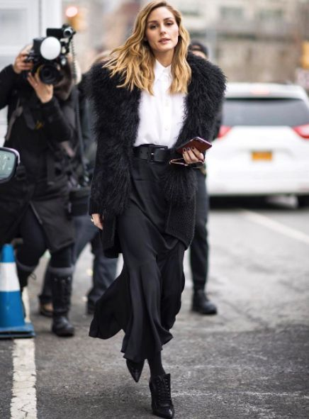 Olivia Palermo Named Instagrammer Of The Year : Harper's BAZAAR