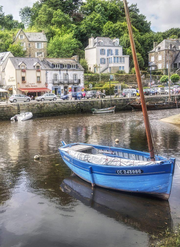 Pont-Aven, Bretagne