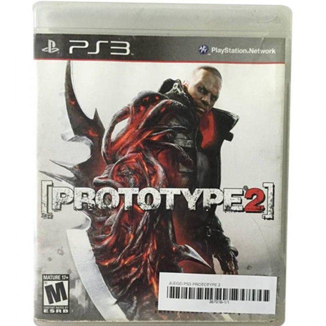 Juego PS3 Prototype 2
