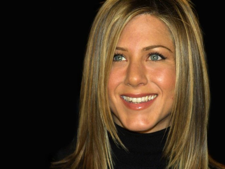 Jennifer Aniston  just beautiful and genuine