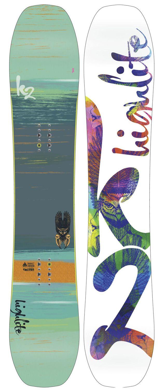 K2 swinger snowboard