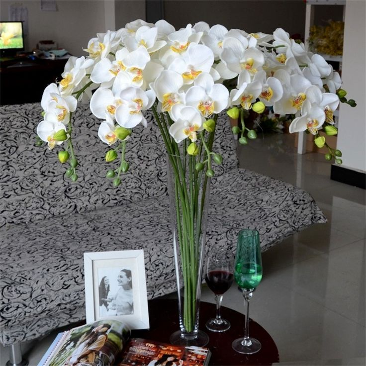 11 best images about orquideas tela on pinterest colors for Orquideas artificiales