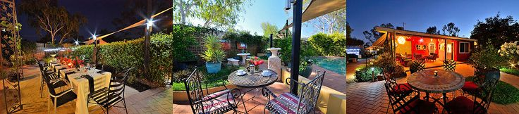From small functions to intimate dining spaces... our previous guests have enjoyed them all at Vatu Sanctuary in Alice Springs... www.vatusanctuary.com.au
