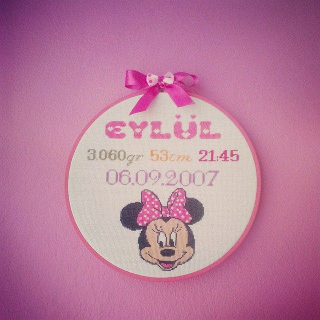 Kızımın#doğum#panosu#geldi#bizz#çoook#beğendik~~