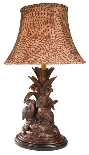 31 best Bird Lamps images on Pinterest | Table lamp, Pheasant and ...