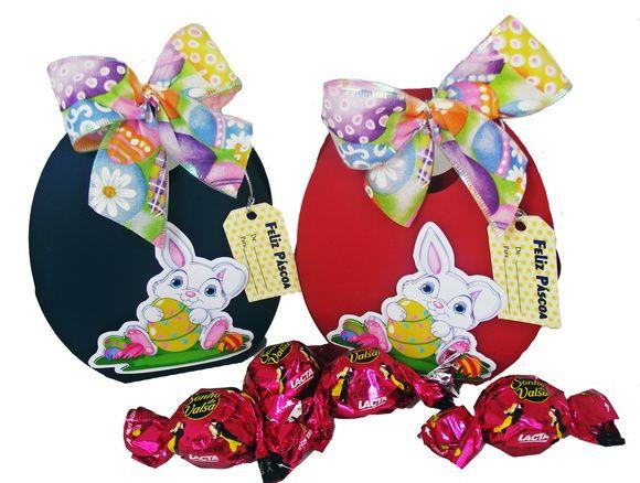 Lembrancinhas Pascoa Embalagem